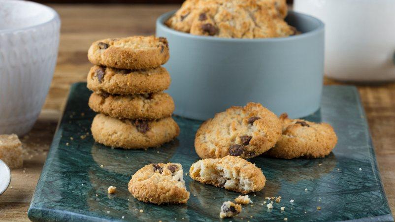 שוקו צ'יפס   Choco Chip Cookies