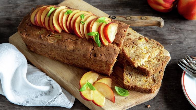 לחם האפרסקים
