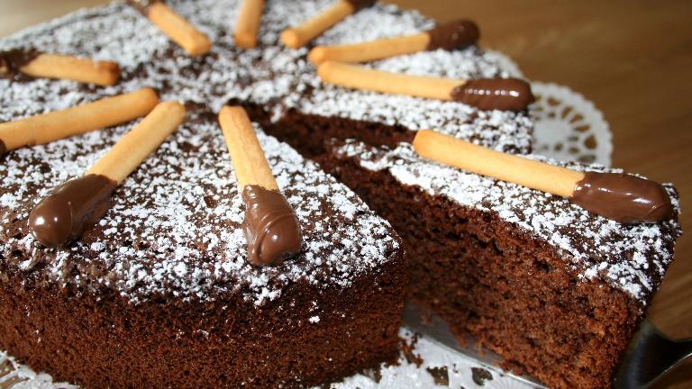 עוגת שוקולד שקדים ללא גלוטן מושלמת